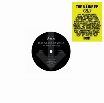 Various - The B-Line EP Vol.3