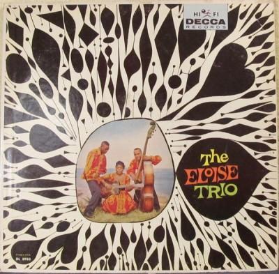 The Eloise Trio - The Eloise Trio