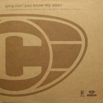 Gang Starr - You Know My Steez (UK Remixes)