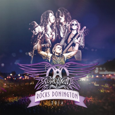 Aerosmith - Rocks Donington 2014