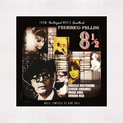 Nino Rota - 8½ (Colonna Sonora Originale Del Film)