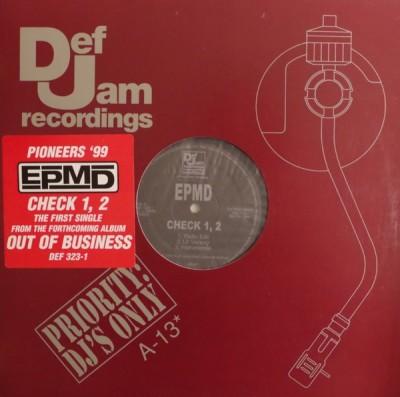 EPMD - Check 1, 2 / Crossover