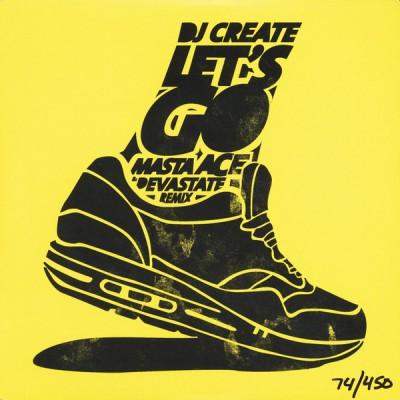 DJ Create - Let's Go