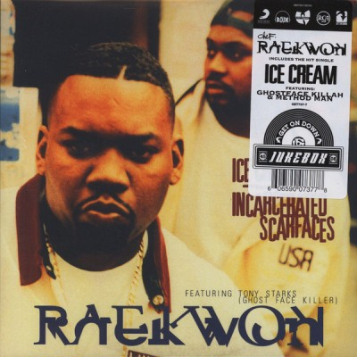 Raekwon - Ice Cream / Incarcerated Scarfaces