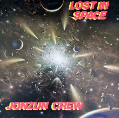 The Jonzun Crew - Lost In Space