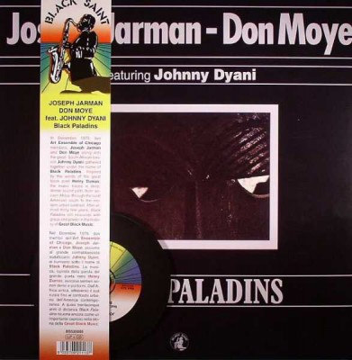 Joseph Jarman - Black Paladins