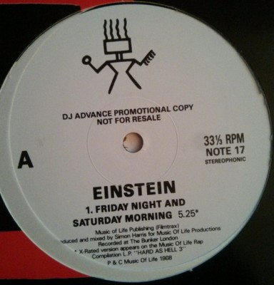 Einstein - Friday Night And Saturday Morning