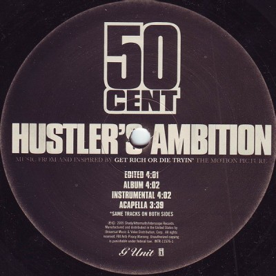 50 Cent - Hustler's Ambition
