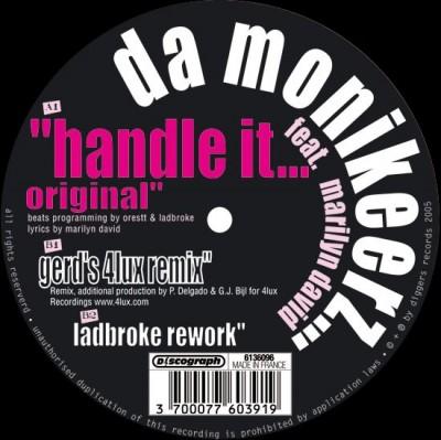 Da Monikeerz - Handle It...