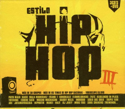 Various - Estilo Hip Hop 3