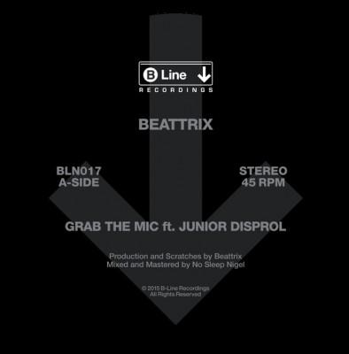 Beattrix - Grab The Mic / Passion