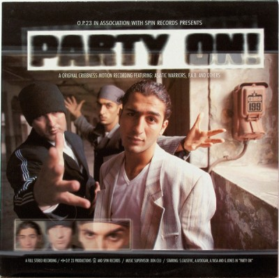 Cribb 199 - Party On!