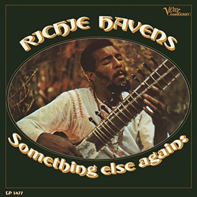 Richie Havens - Somethin' Else Again