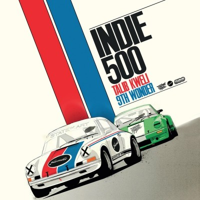 Various - Talib Kweli & 9th Wonder Present Indie 500