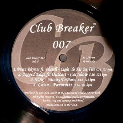 Various - Club Breaker 007