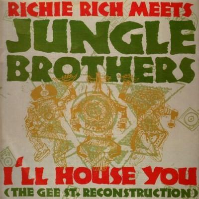 Richie Rich - I'll House You