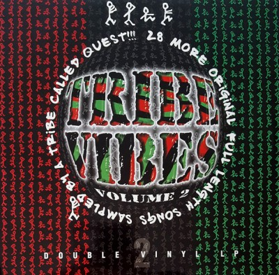 Various - Tribe Vibes Volume 2