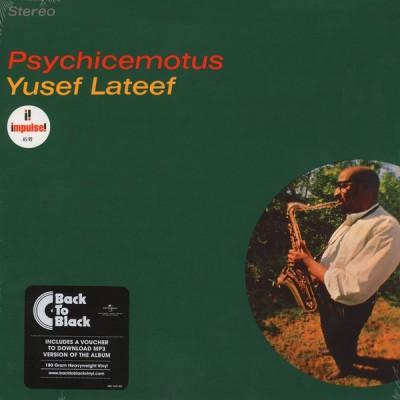 Yusef Lateef - Psychicemotus