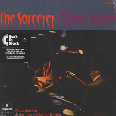 Gabor Szabo - The Sorcerer