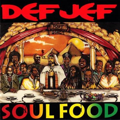 Def Jef - Soul Food