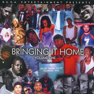 Various - Bringing It Home (Volume One)