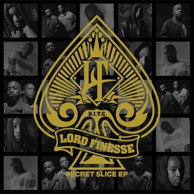 Lord Finesse - Secret Slice Ep (Gold/Black Vinyl)