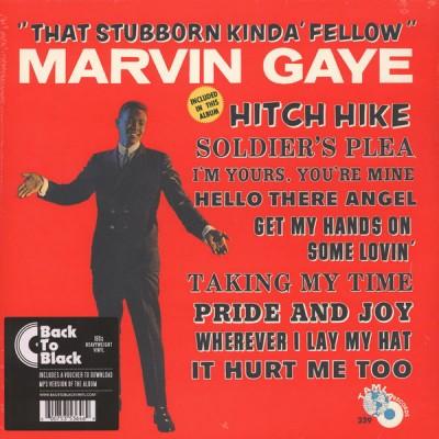 Marvin Gaye - That Stubborn Kinda Fellow