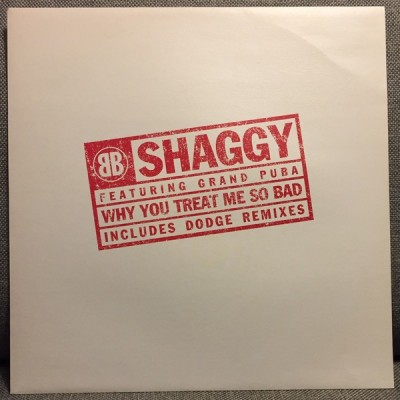 Shaggy - Why You Treat Me So Bad