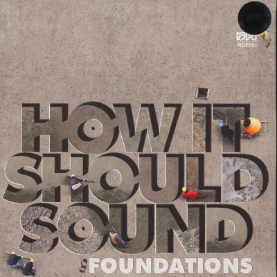 Damu The Fudgemunk - How It Should Sound: Foundations (Rare Unreleased Demos & Alt Mixes From HISS Volumes 1 & 2)
