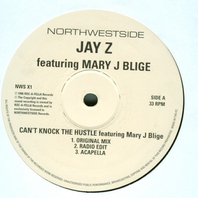 Jay-Z - Can't Knock The Hustle