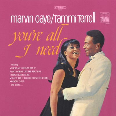 Marvin Gaye & Tammi Terrell - You're All I Need
