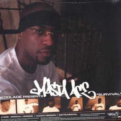 Masta Ace - Survival / Hate Me Too