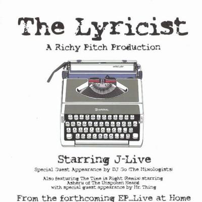 Richy Pitch - The Lyricist