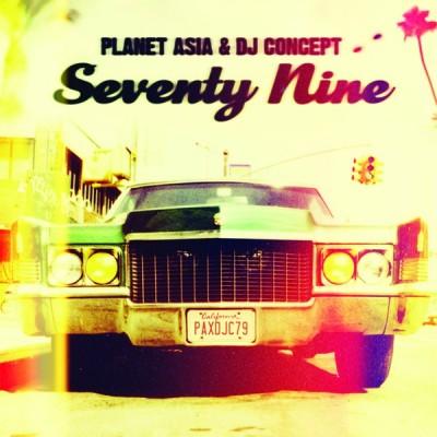 Planet Asia - Seventy Nine