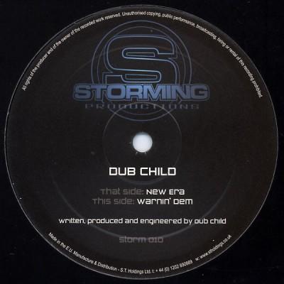 Dub Child - New Era / Warnin' Dem