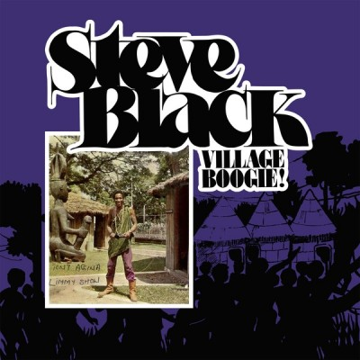 Steve Dudu Black - Village Boogie