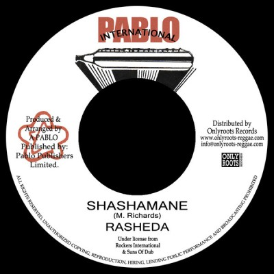 Sister Rasheda - Shashamane