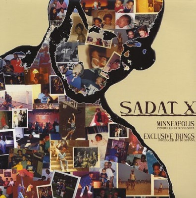 Sadat X - Minneapolis / Exclusive Things