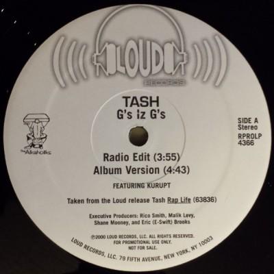 Tash - G's Iz G's