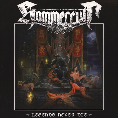 Hammercult - Legends Never Die