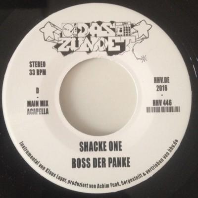 Shacke One - Boss Der Panke / Nettelbeckplatz