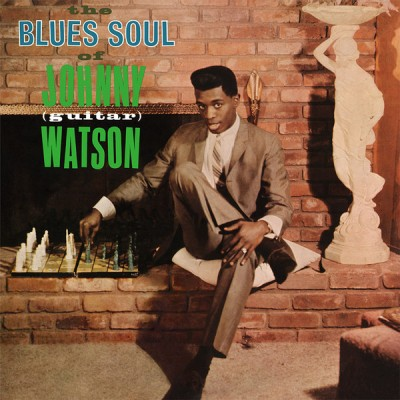 Johnny Guitar Watson - The Blues Soul Of