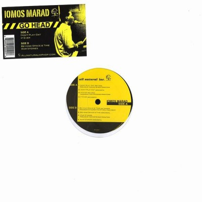 Iomos Marad - Don't Play Dat / If Ever / Beyond Space & Time