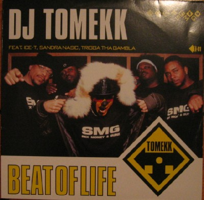 DJ Tomekk - Beat Of Life
