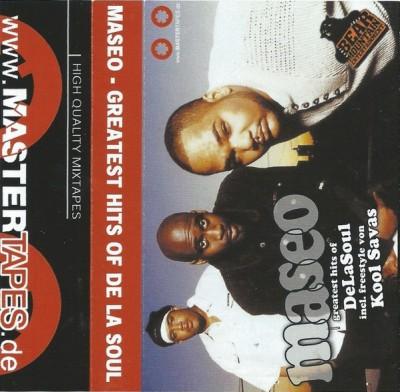 Maseo - Greatest Hits Of De La Soul