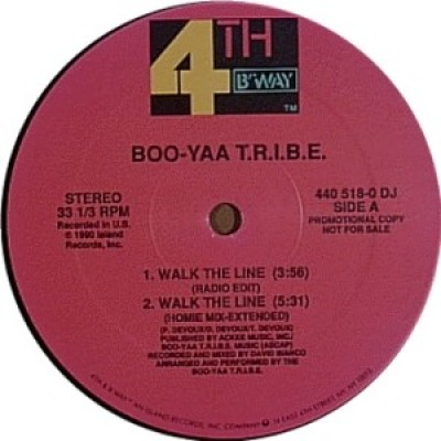 Boo-Yaa T.R.I.B.E. - Walk The Line