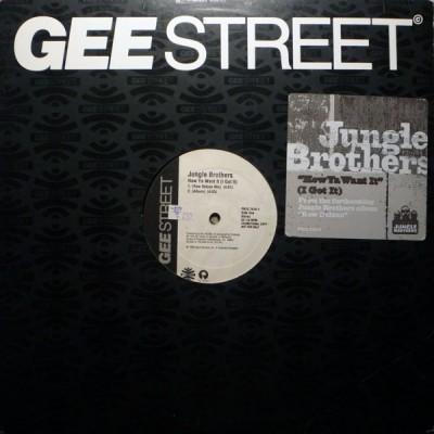 Jungle Brothers - How Ya Want It (I Got It)