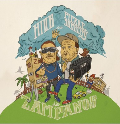 Hiob & Pierre Sonality - Die Zampanos
