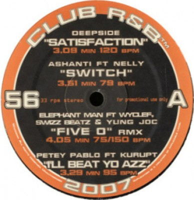 Various - Club R&B 56