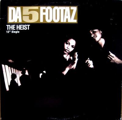 Da 5 Footaz - The Heist